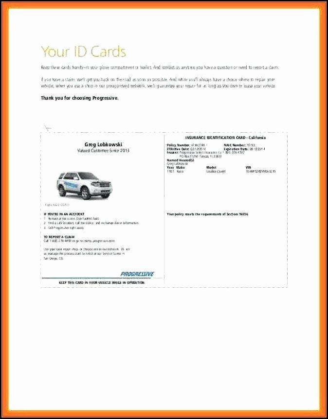 Blank Car Insurance Card Template Unique Beautiful Printable Recipe Card Free Template