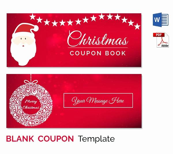Blank Christmas Gift Certificate Template Elegant Free Printable Christmas T Voucher Templates – Marvie