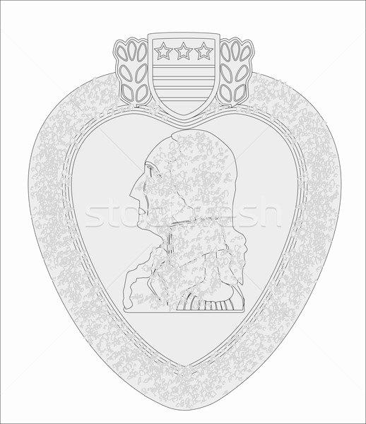 medal drawing