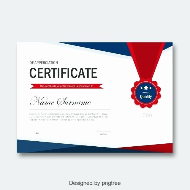 Blue Falcon Certificate Template Awesome Blue Certificate Template – Caseyroberts