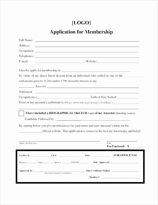 church membership card template