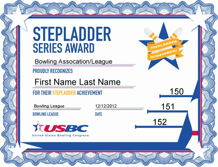 Bowling Certificates Template Free Lovely 1 Bowling Certificate Template Free Download