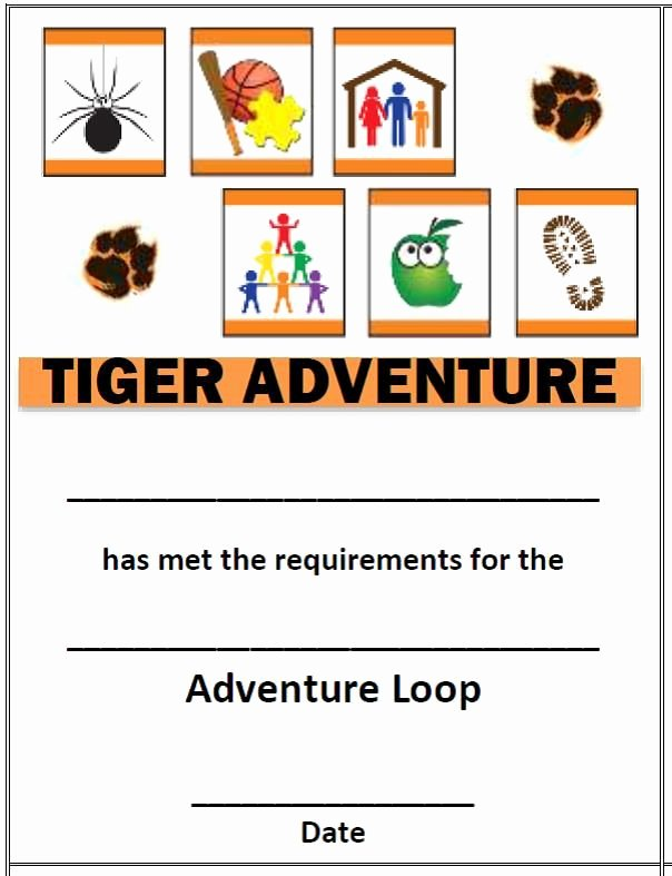 Boy Scout Certificates Templates Best Of 18 Best Cub Scouts Immediate Recognition Certificates for