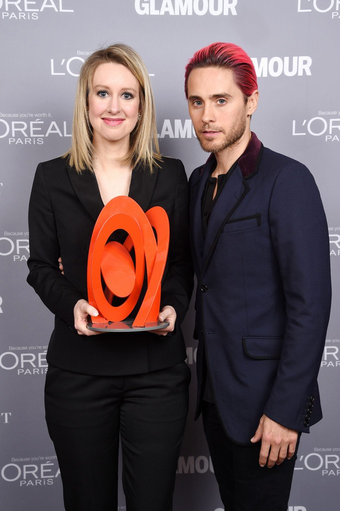 Boyfriend Of the Year Award Inspirational Jared Leto S S 2015 Glamour Women Of the Year