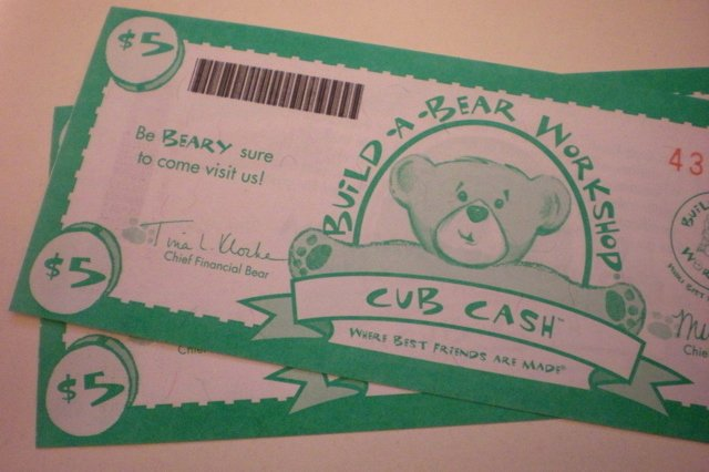 Build A Bear Birth Certificate Pdf Beautiful Item 10 Build A Bear Gift Certificate
