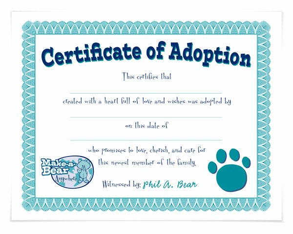 Build A Bear Certificate Maker Inspirational Make A Bear Anywhere Identity & Marketing On Behance
