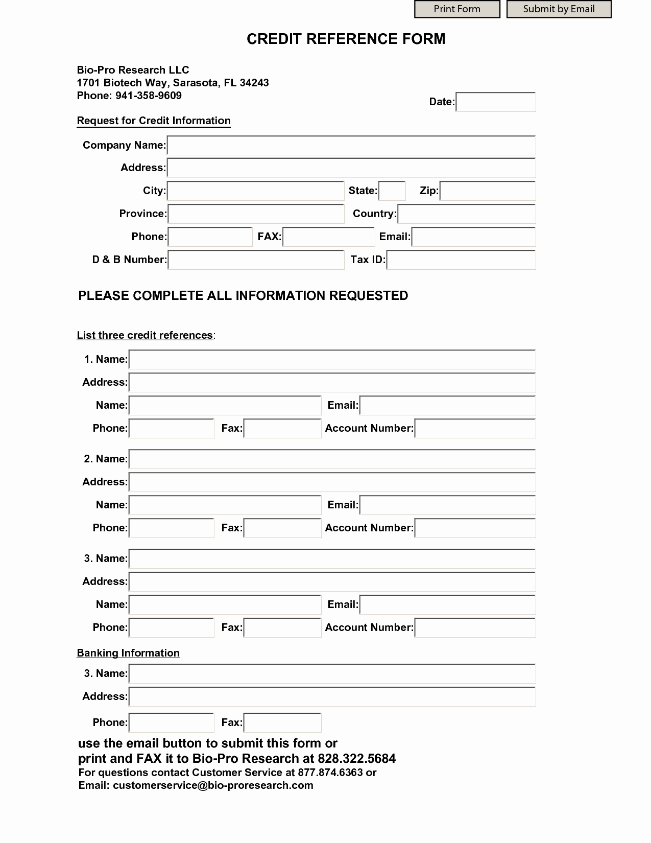 Business Credit Reference form Lovely Business Credit Reference Template Free Printable Documents