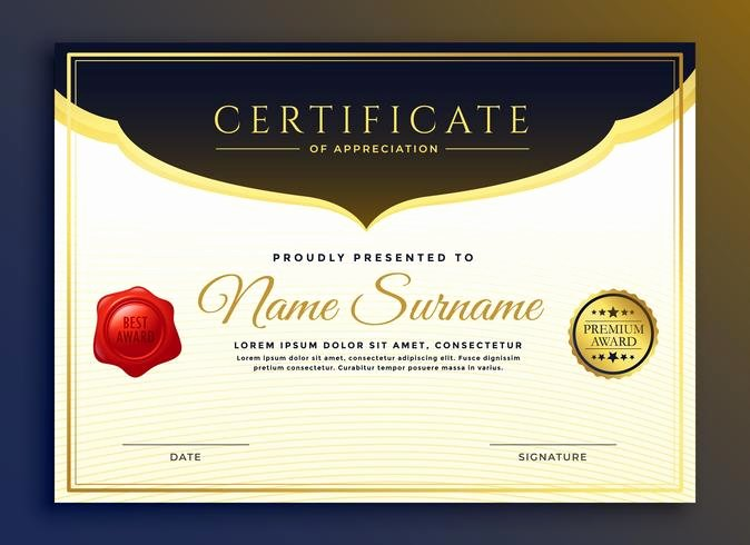 Business License Certificate Template Best Of Professional Diploma Certificate Template Design