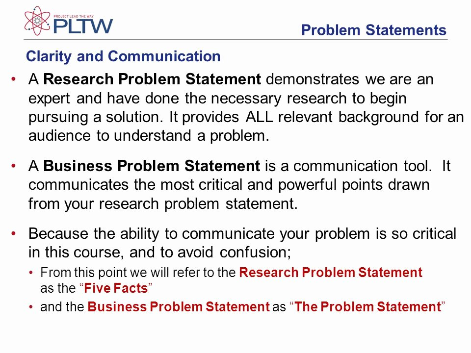 Business Problem Statement Example Inspirational 11 Business Problem Statement Example