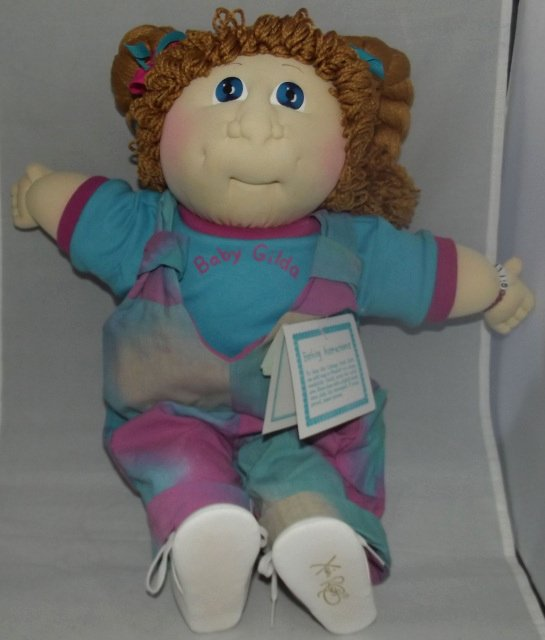 Cabbage Patch Birth Certificate Template Awesome Collectibles
