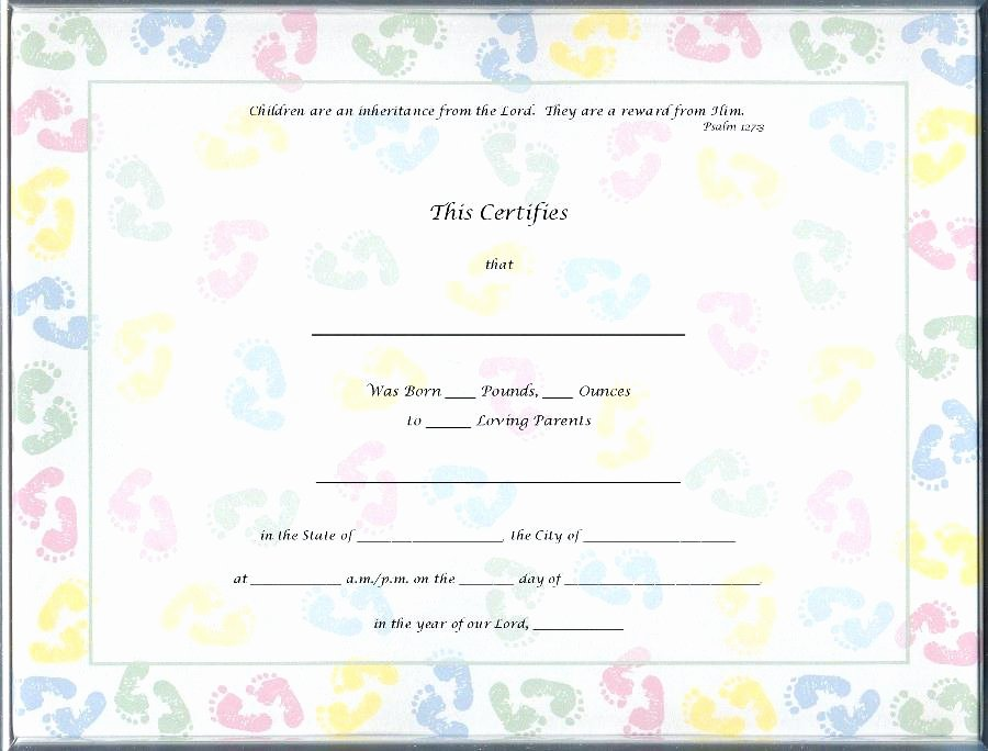 Cabbage Patch Kid Birth Certificate Template Luxury Doll Birth Certificate Template – Ahegao