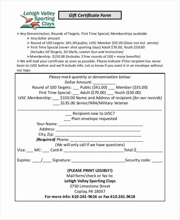 California Resale Certificate Template Unique Free 41 Certificate form In Templates Pdf