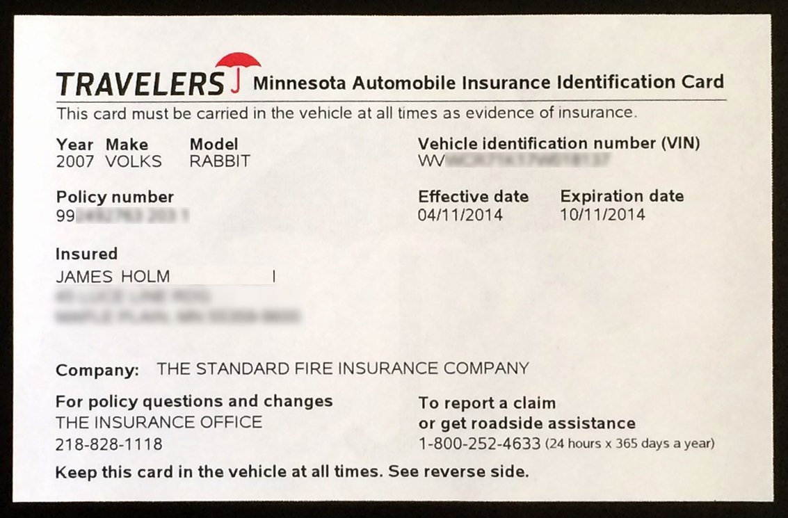 Car Insurance Card Template Free Fresh Proof Auto Insurance Template Free