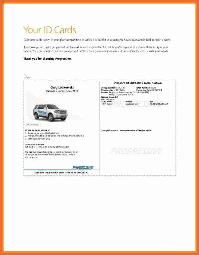 Car Insurance Card Template Luxury Auto Insurance Cards Templates Insurance Card Templatefree