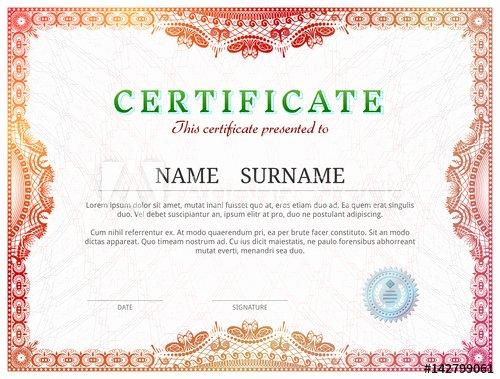 Car Show Award Certificate Template Fresh Best Certificate Design Template Free Download