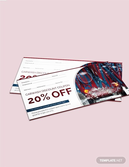 Car Wash Gift Certificate Template Awesome Free Gym Discount Voucher Template Download 168 Vouchers