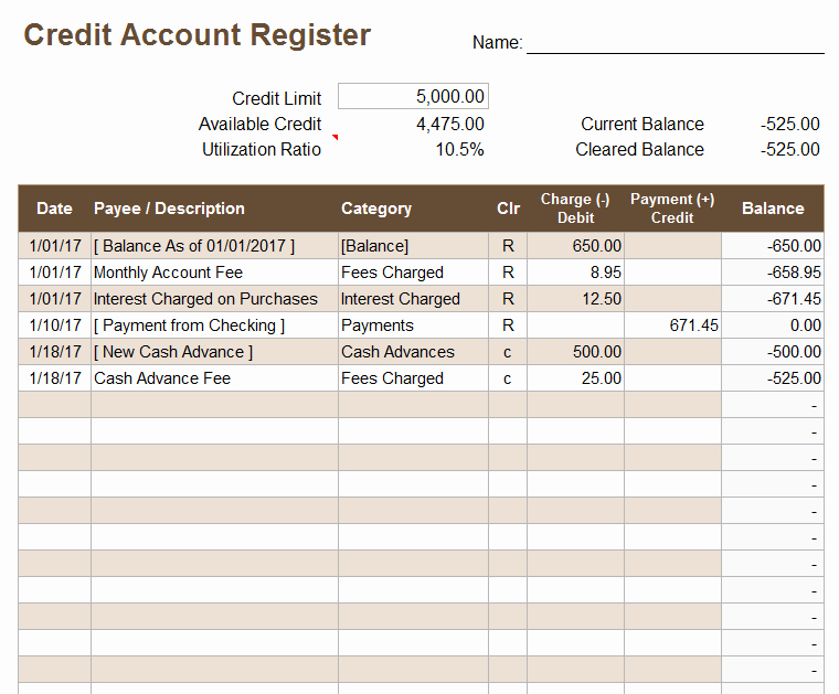 Cash Drawer Check Out Sheet Unique Credit Card Reconciliation Template