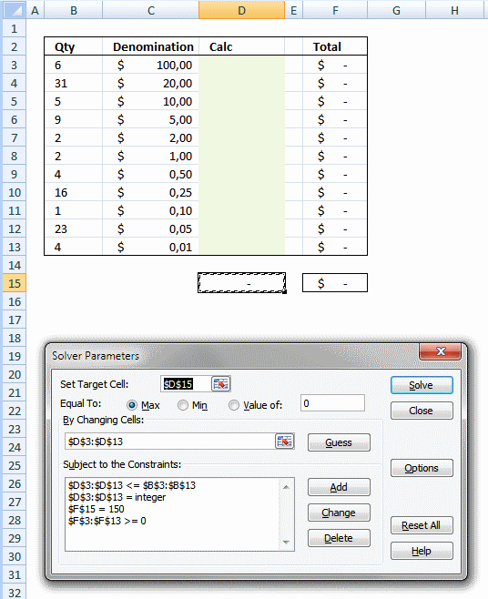 Cash Register Count Sheet Beautiful Cash Drawer Bill Extractor Template In Excel