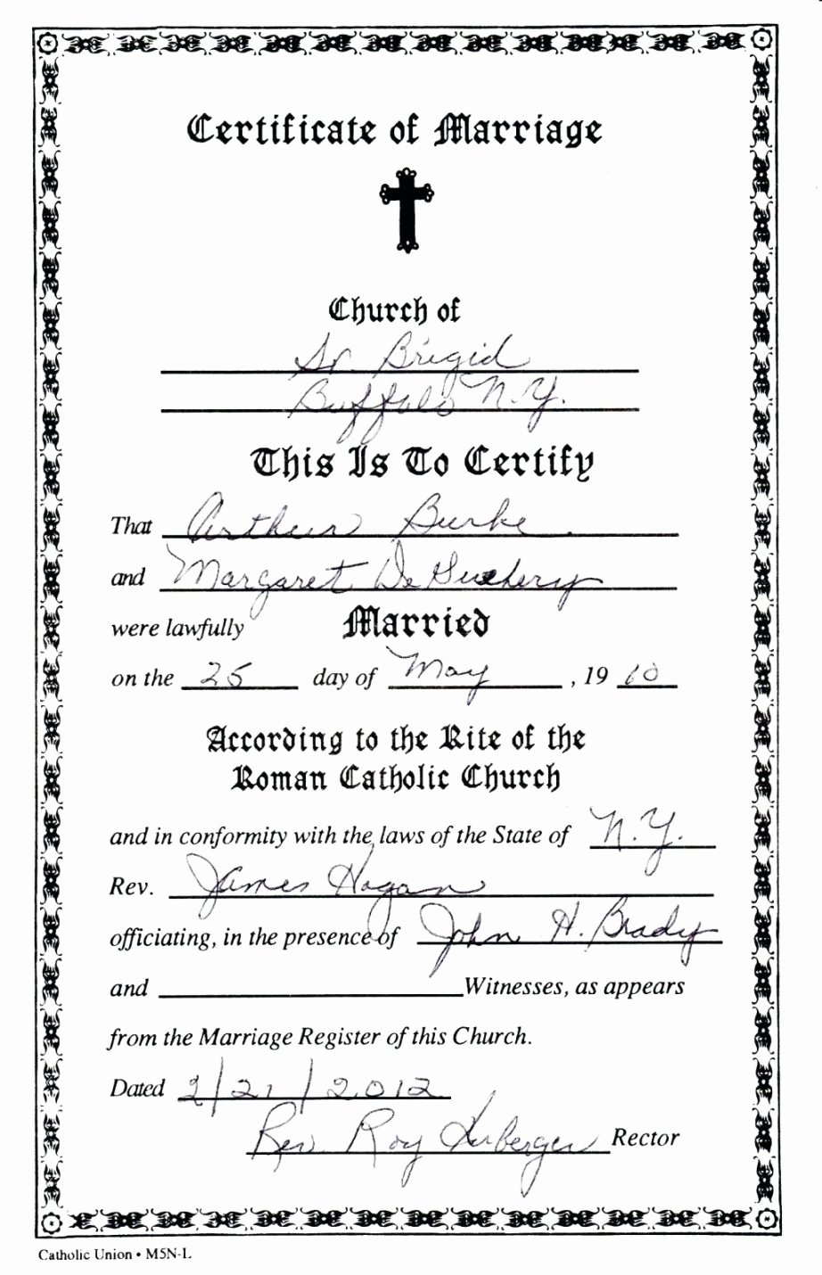 Catholic Baptismal Certificate Template Luxury Editable Collection solutions for Roman Catholic