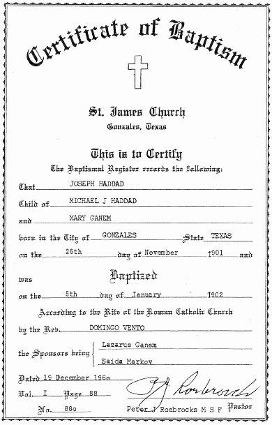 Catholic Confirmation Certificate Template Elegant 15 Best Of Catholic Baptism Worksheets Baptism