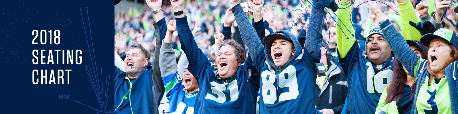 Centurylink Seating Chart with Rows and Seat Numbers Elegant Seattle Seahawks Seating Chart at Centurylink Field