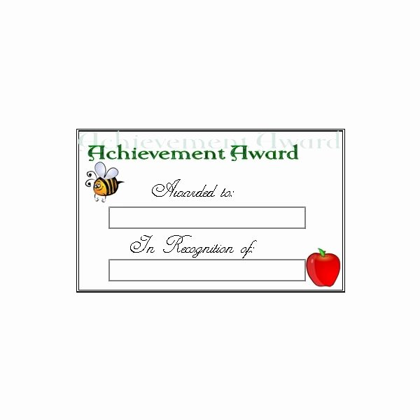 Certificate Ideas for Students Best Of A Guide to Teacher Made Student Awards with Ideas & Free