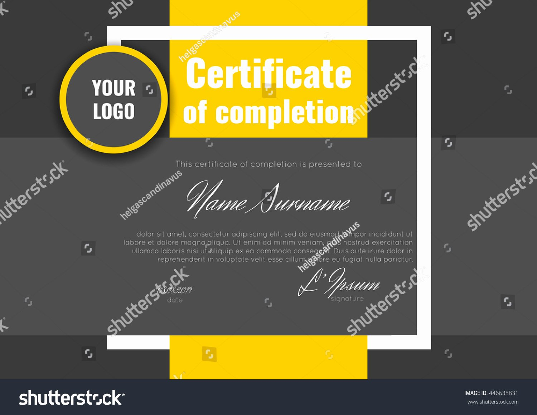 Certificate Of Appreciation Graduation Fresh Certificate Appreciation Pletion Achievement Graduation