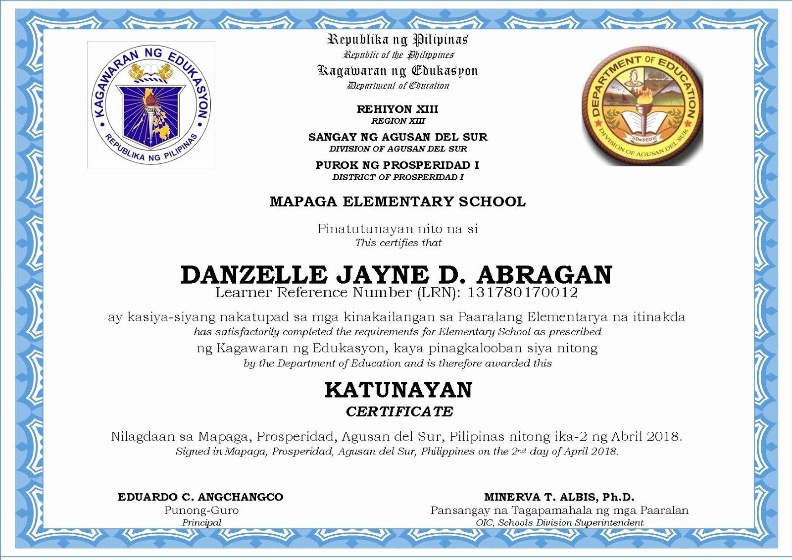 Certificate Of Appreciation Graduation Inspirational New Kindergarten Certificate & Graduation Program