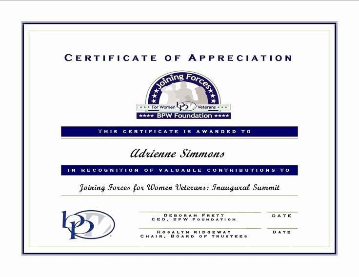Certificate Of Appreciation Graduation Unique Certificate Appreciation for Guest Speaker Template