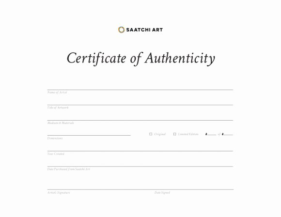 Certificate Of Authenticity Template Free Luxury Certificates Of Authenticity Template