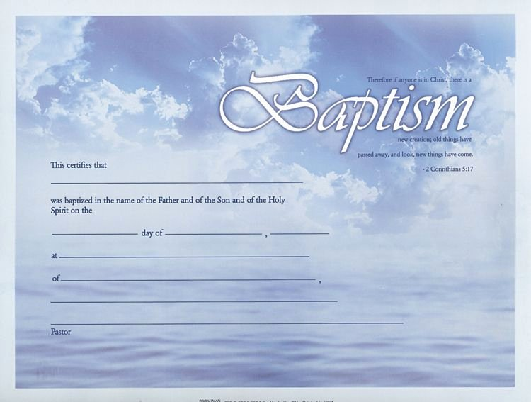 Certificate Of Baptism Template Fresh Baptism Certificate Google Search Baptism