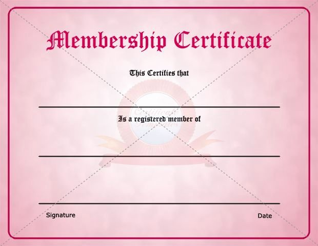 Certificate Of Church Membership Template New 15 Best Images About Membership Certificate Template On