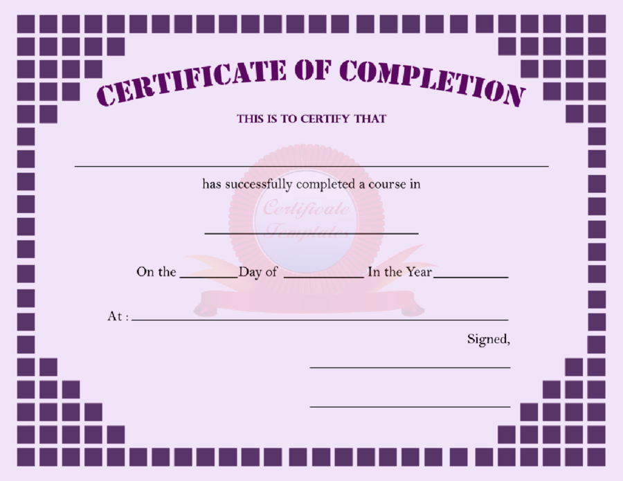 Certificate Of Completion Images Beautiful 2019 Print Release form Fillable Printable Pdf & forms