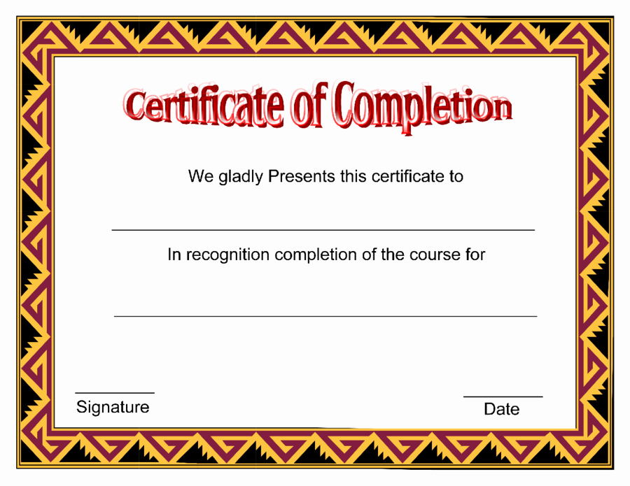 Certificate Of Completion Images Fresh 2019 Print Release form Fillable Printable Pdf & forms