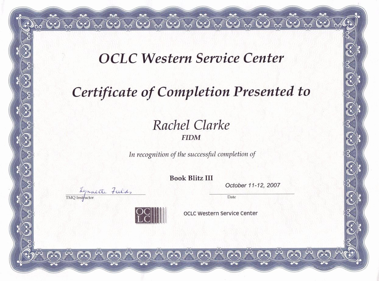 Certificate Of Completion Wording Unique 13 Certificate Of Pletion Templates Excel Pdf formats