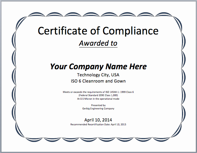 Certificate Of Conformity Template Awesome Printable Certificates Archives Microsoft Word Templates