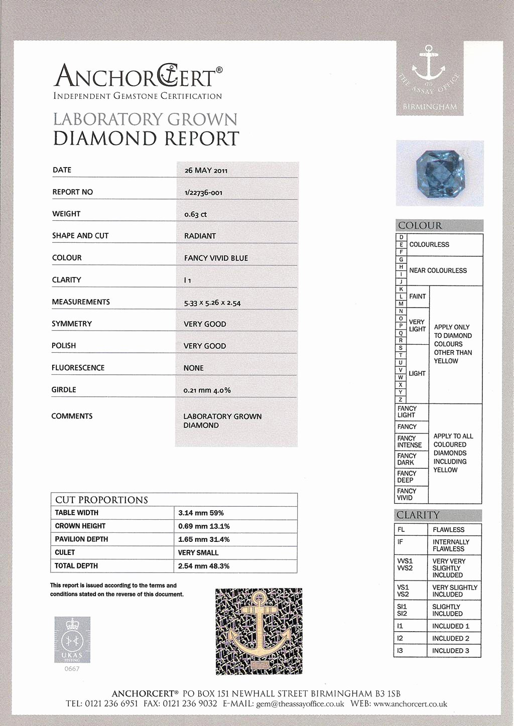 Certificate Of Cremation Template Awesome Diamond Authenticity Certificate for Our Diamonds