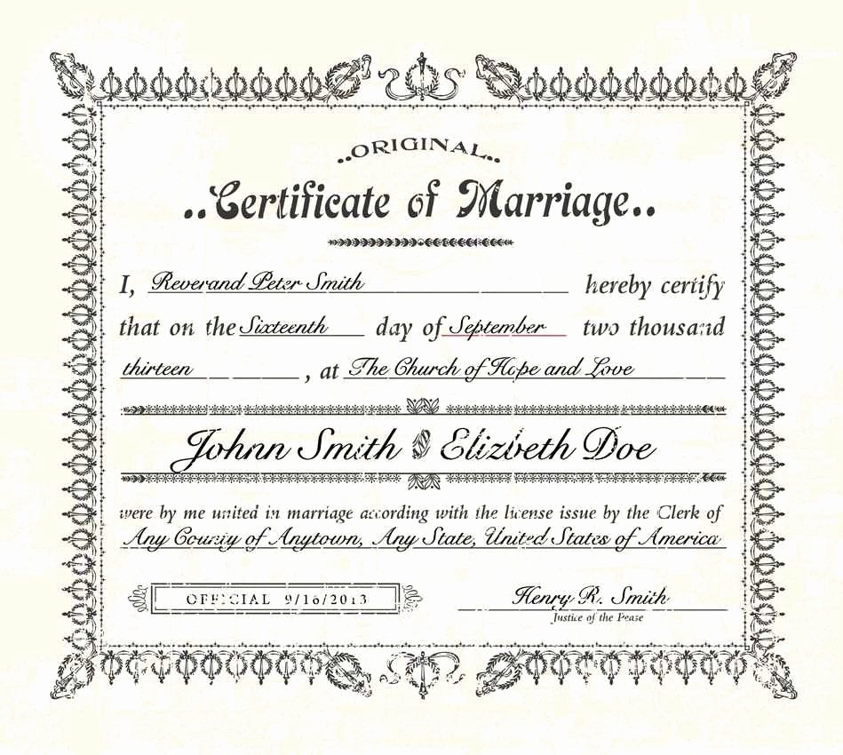 Certificate Of License for the Gospel Ministry Template Elegant Mexico Marriage Requirements • Playadelcarmen