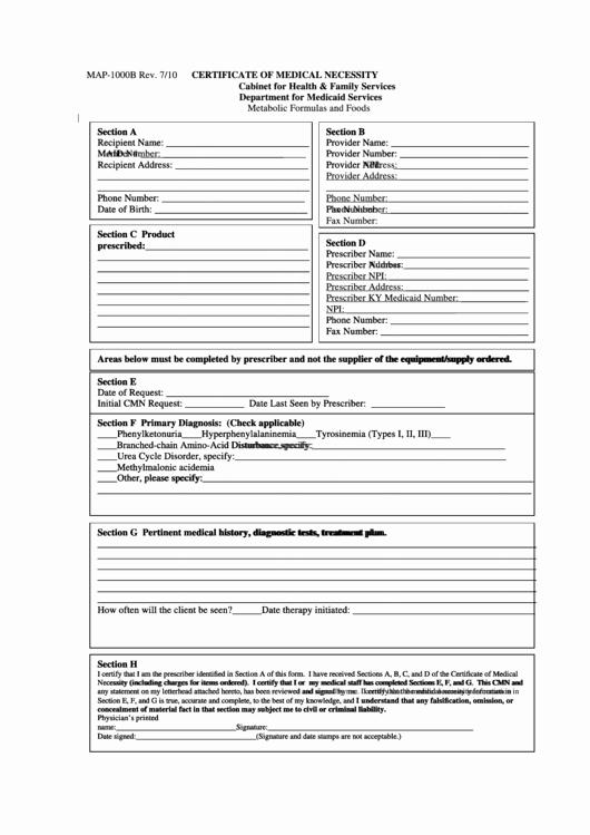 9484 medicare medical necessity form