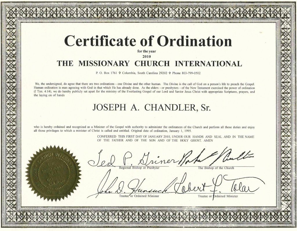 Certificate Of ordination Template Awesome Index Of Cdn 11 1997 703