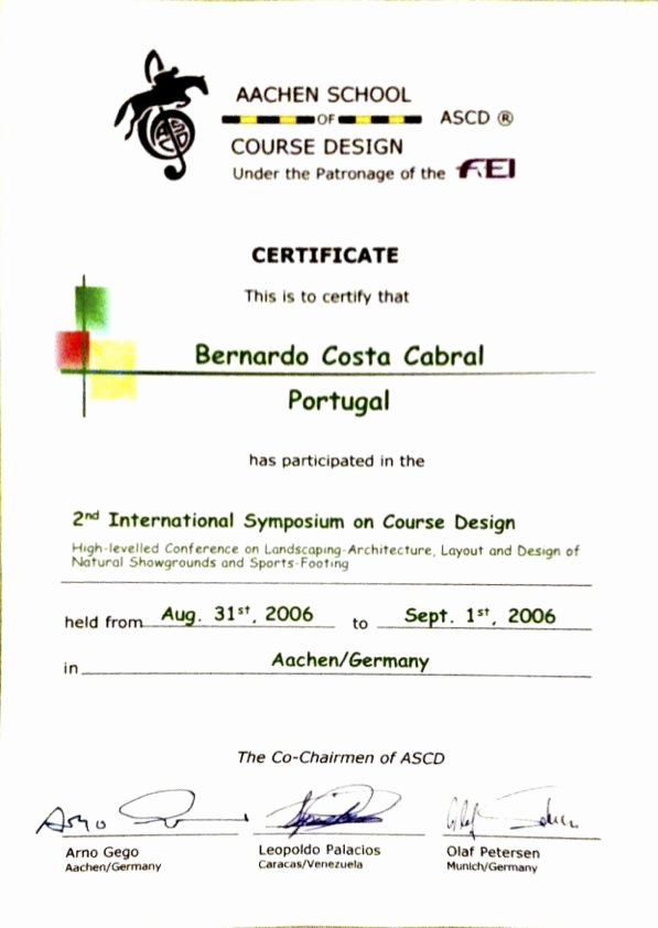 Certificate Of Participation Design Luxury Certificates
