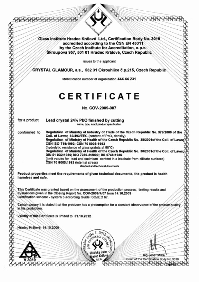 Certificate Of Quality Template Lovely Certificate Quality