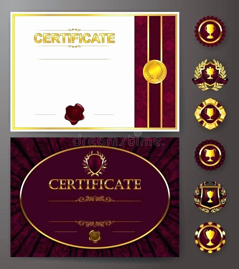Certificate Seal Template Word Best Of Certificate Seal Template Gallery Fake Diploma Seals