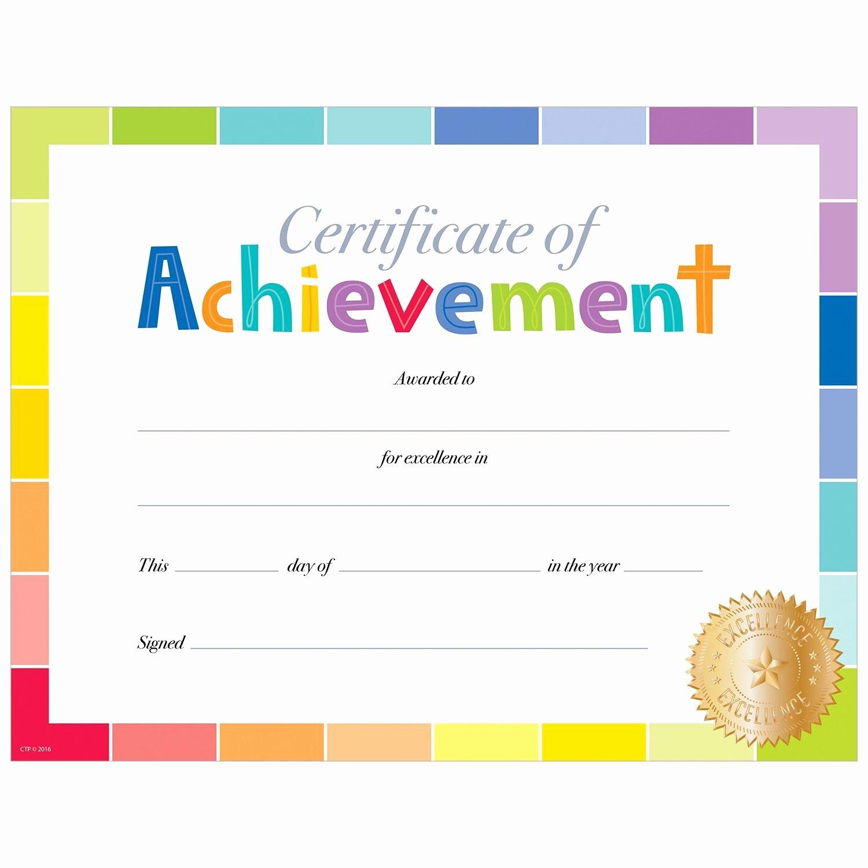Certificate Template for Kids Fresh Award Certificates Kids Art Google Search