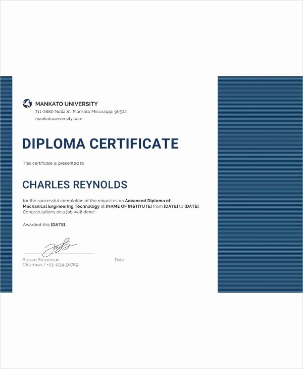 Certificate Template Google Docs Lovely Certificate Template 45 Free Printable Word Excel Pdf