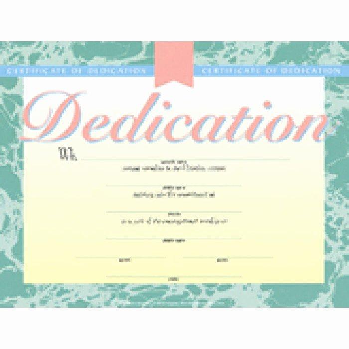 Child Dedication Certificate Templates Elegant Baby Dedication Certificate