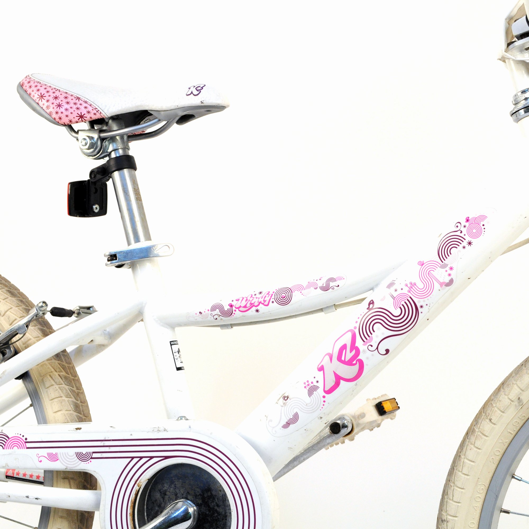 "Children's Product Certificate Template Fresh K2 Windy 20"" Kids Children S Girls Bike White Pink"