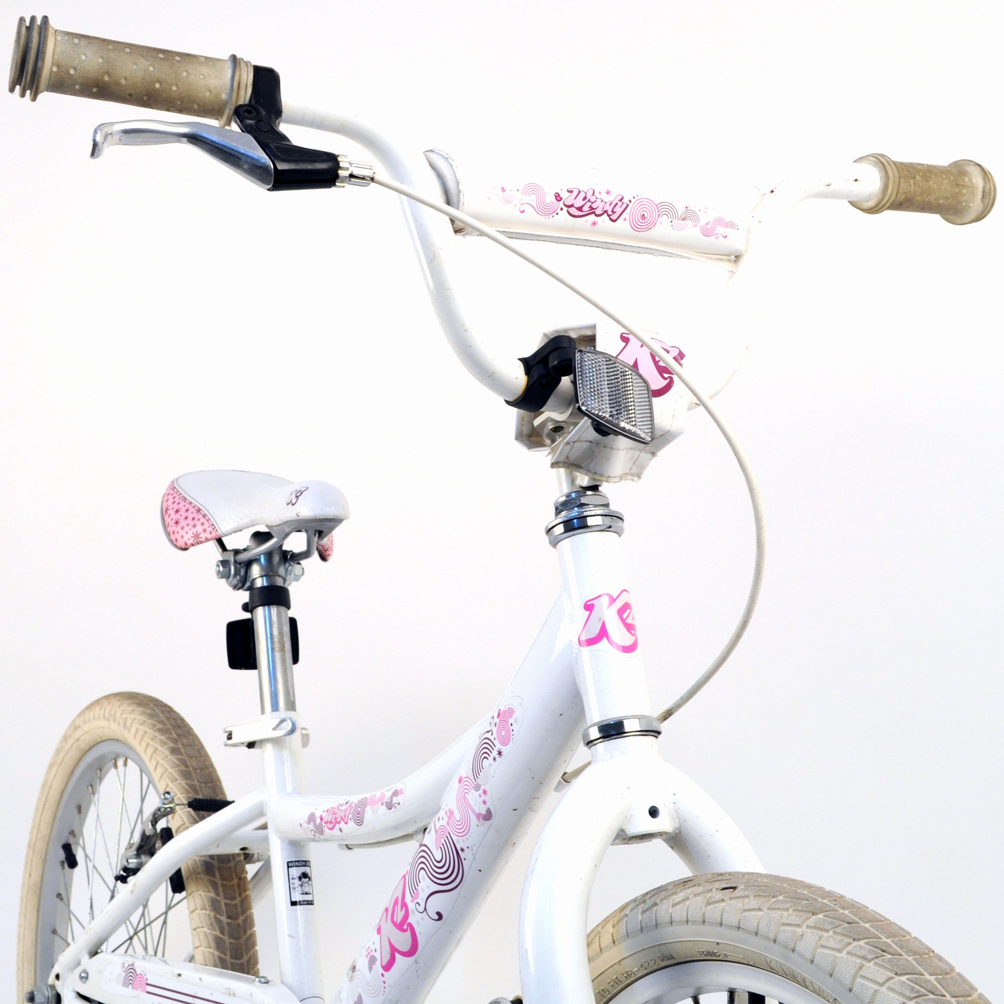 "Children's Product Certificate Template Unique K2 Windy 20"" Kids Children S Girls Bike White Pink"