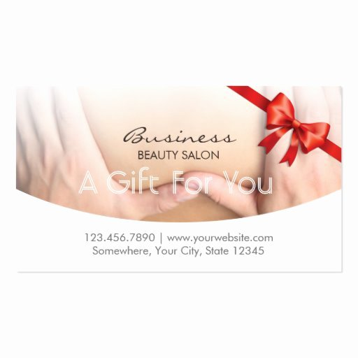Chiropractic Gift Certificate Template Unique Chiropractor Business Card Templates