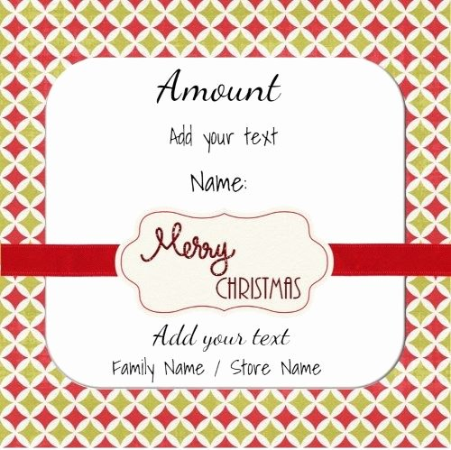 Christmas Award Certificate Template Awesome Free Printable Christmas T Certificate Template Can Be